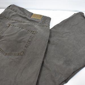 Men's Gray Dockers Pants 40/32 (D39)